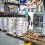 Warehouse Where Hand Truck Trolley Could be Used